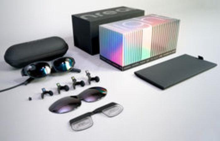 Nreal lève 40 millions de dollars pour accélérer la commercialisation de ses lunettes de réalité augmentée