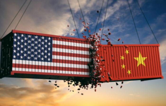 China v US Confrontation