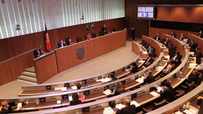 Parlement Andorre