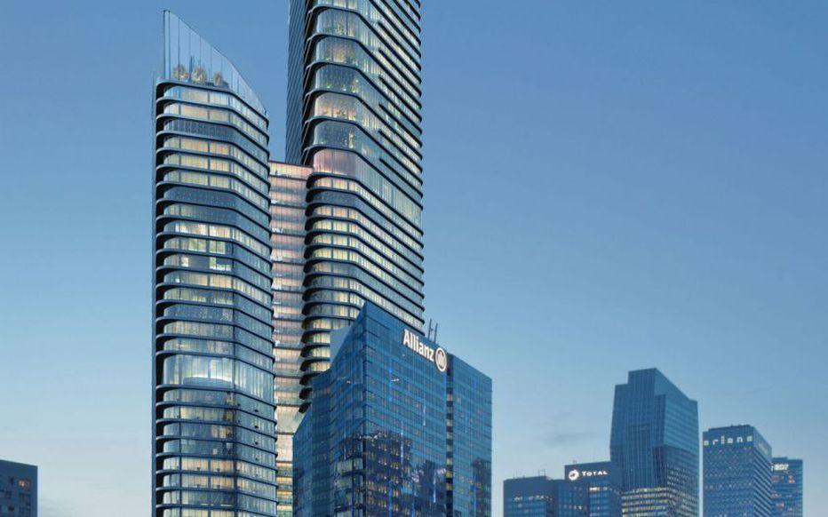 Vinci construira The Link, le futur siège social de Total