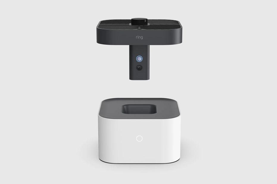 Ring lance une caméra montée sur un drone pour patrouiller le domicile en l'absence des propriétaires