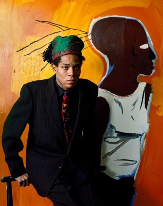 Basquiat et Koons pèsent 12% du Marché de l'art contemporain.