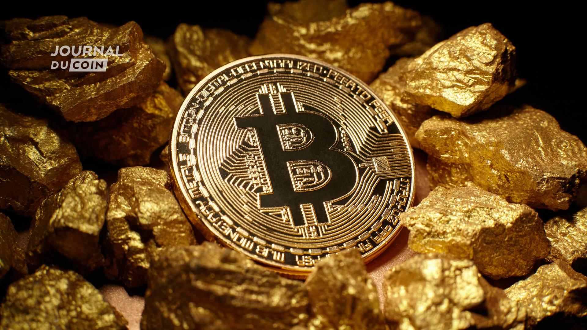 Le bitcoin, plus demandé par les russes fortunés que l'or ? Une drôle d'étude sème le doute