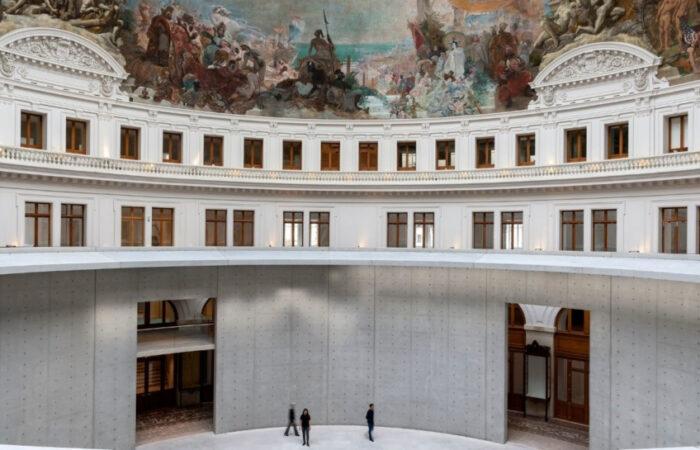 La Bourse de Commerce-Pinault Collection ouvrira finalement ses portes en janvier