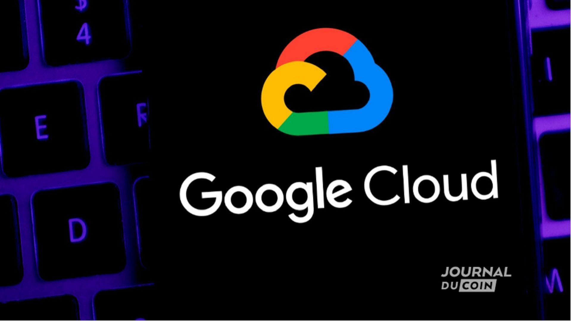 Les GAFAM veulent (aussi) faire main basse sur les blockchains – Google Cloud s'implique dans EOS
