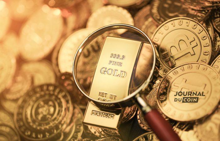 Bitcoin (BTC) vs or : lequel acheter et pourquoi ?